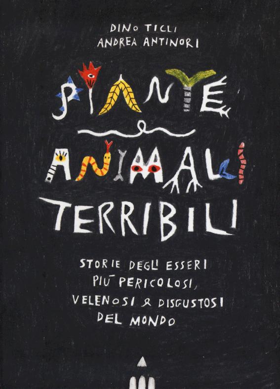 finalista premio andersen 2018 piante animali terribili