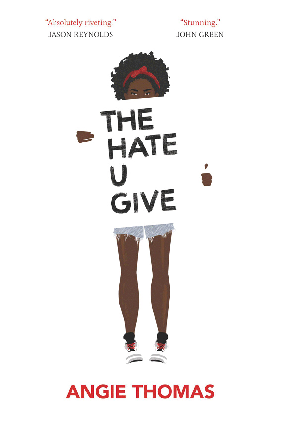 finalista premio andersen 2018 the hate u give