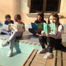 Il progetto Biscotti: audio recensioni di bambini e ragazzi