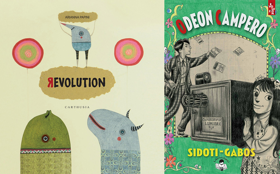rivoluzioni libri per ragazzi