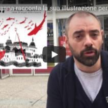 Alessandro Sanna racconta l'illustrazione del Premio Andersen
