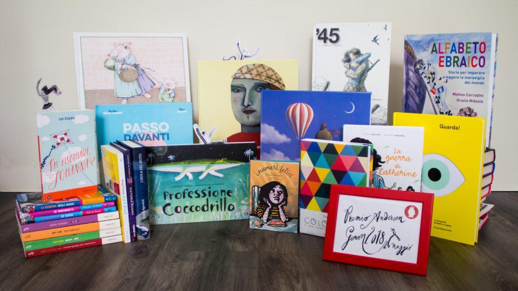 3787c82aca0a ... la rivista ANDERSEN annuncia i vincitori della 37ma edizione del PREMIO  ANDERSEN, il più ambito riconoscimento attribuito ai libri per ragazzi, ...