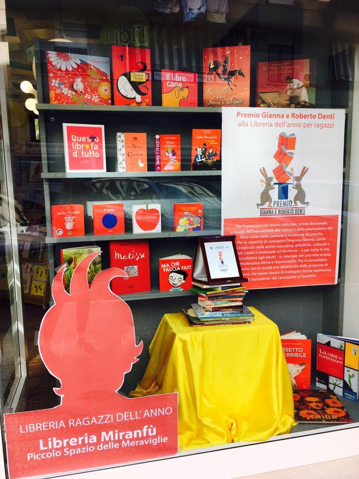 premio libreria Miranfù