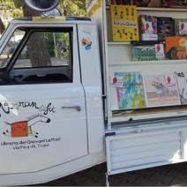 Il viaggio della libreria Miranfù