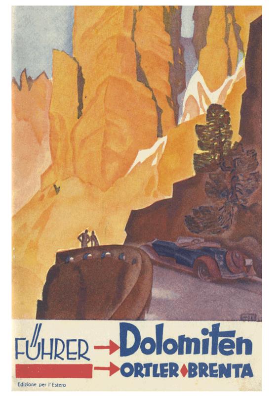 pubblicità montagna