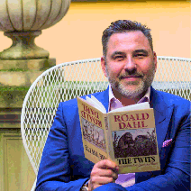 "<span class=""entry-title-primary"">David Walliams</span> <span class=""entry-subtitle"">di Martina Russo</span>"