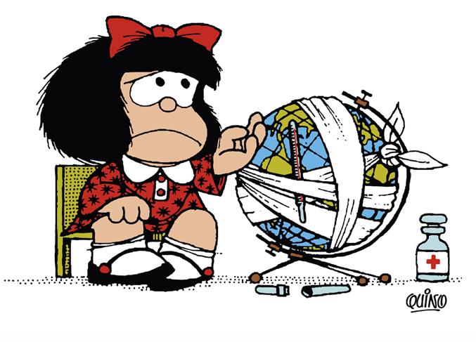 mafalda 50 anni