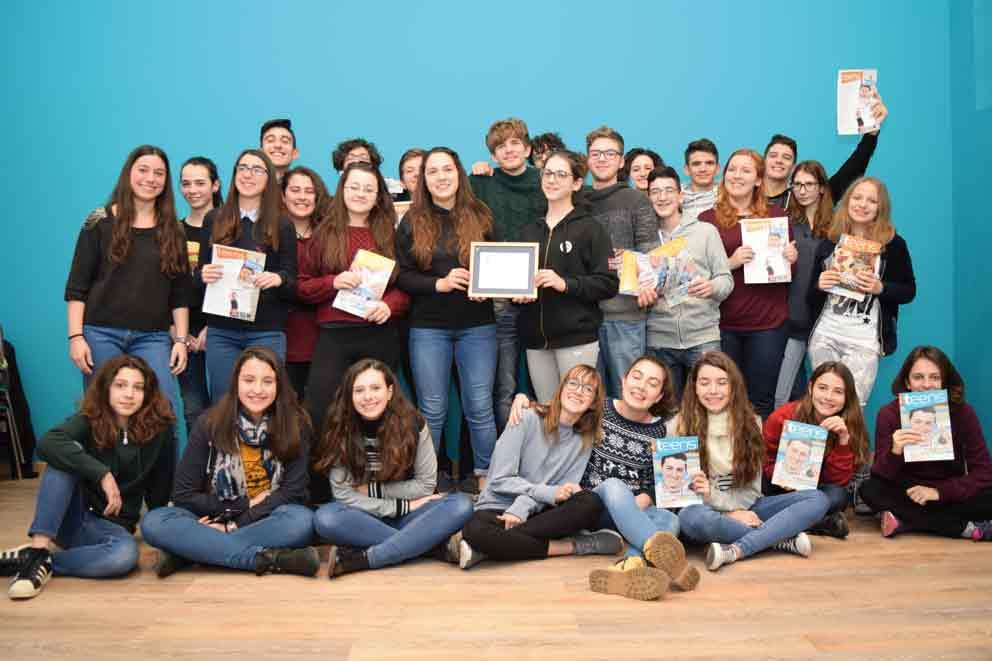 giovani reporter - La redazione di Teens