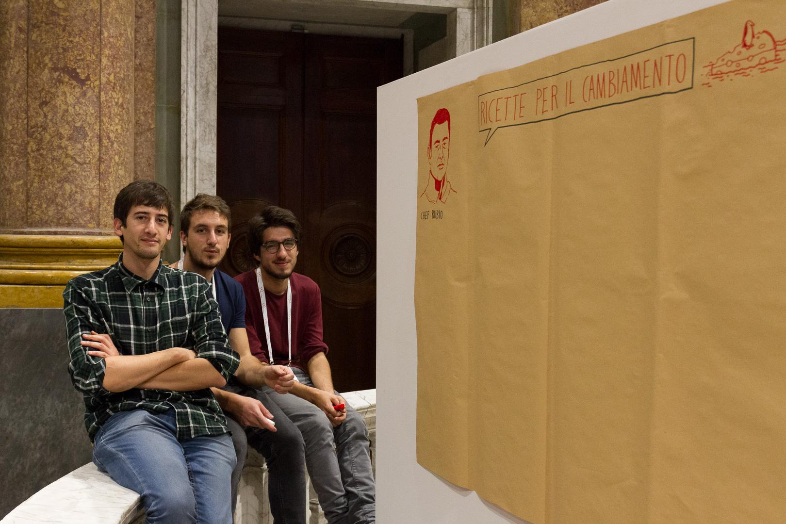 Studenti ISIA al Festival della Scienza 2018