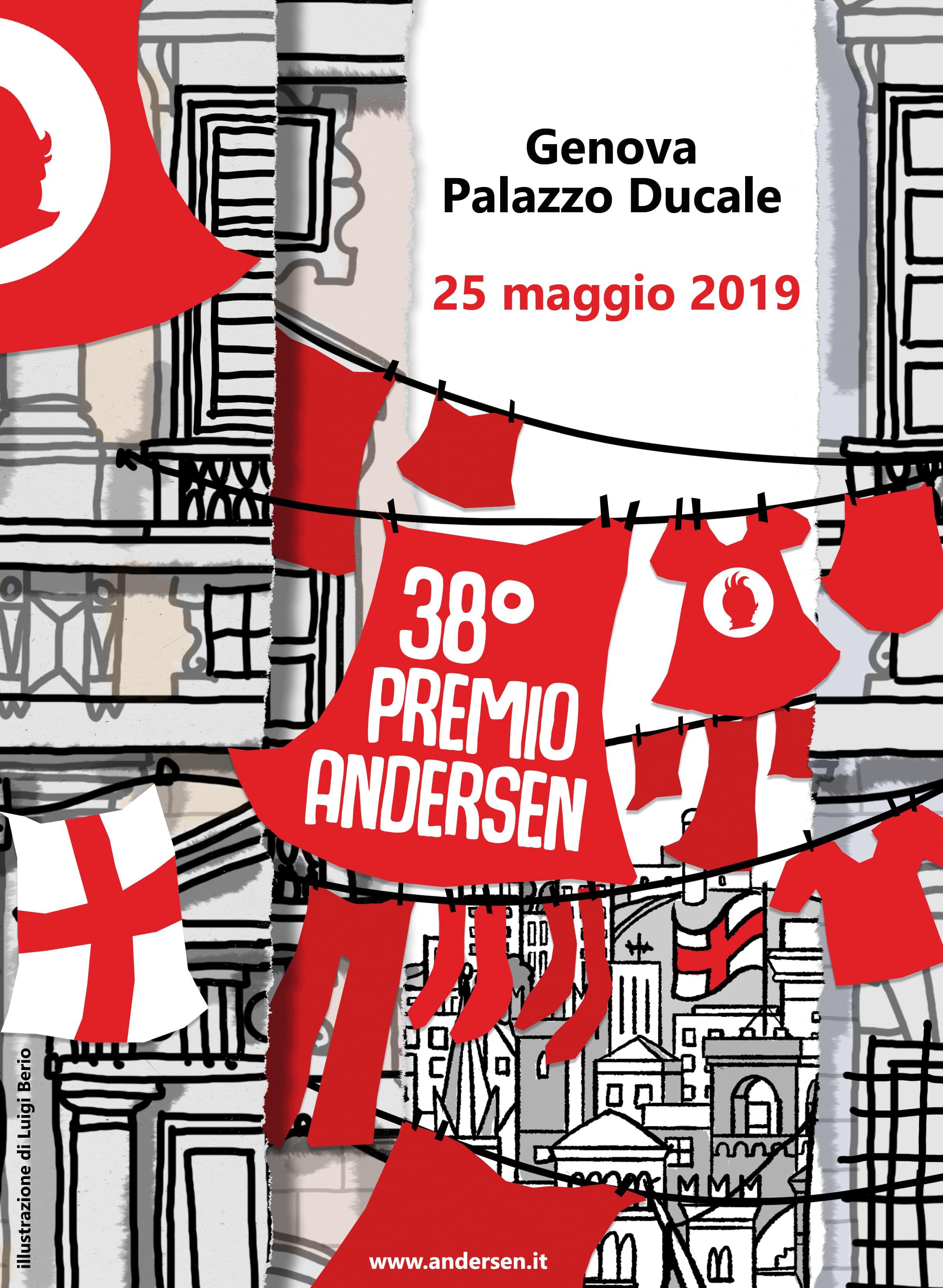 premio andersen 2019 (ill. di Luigi Berio)