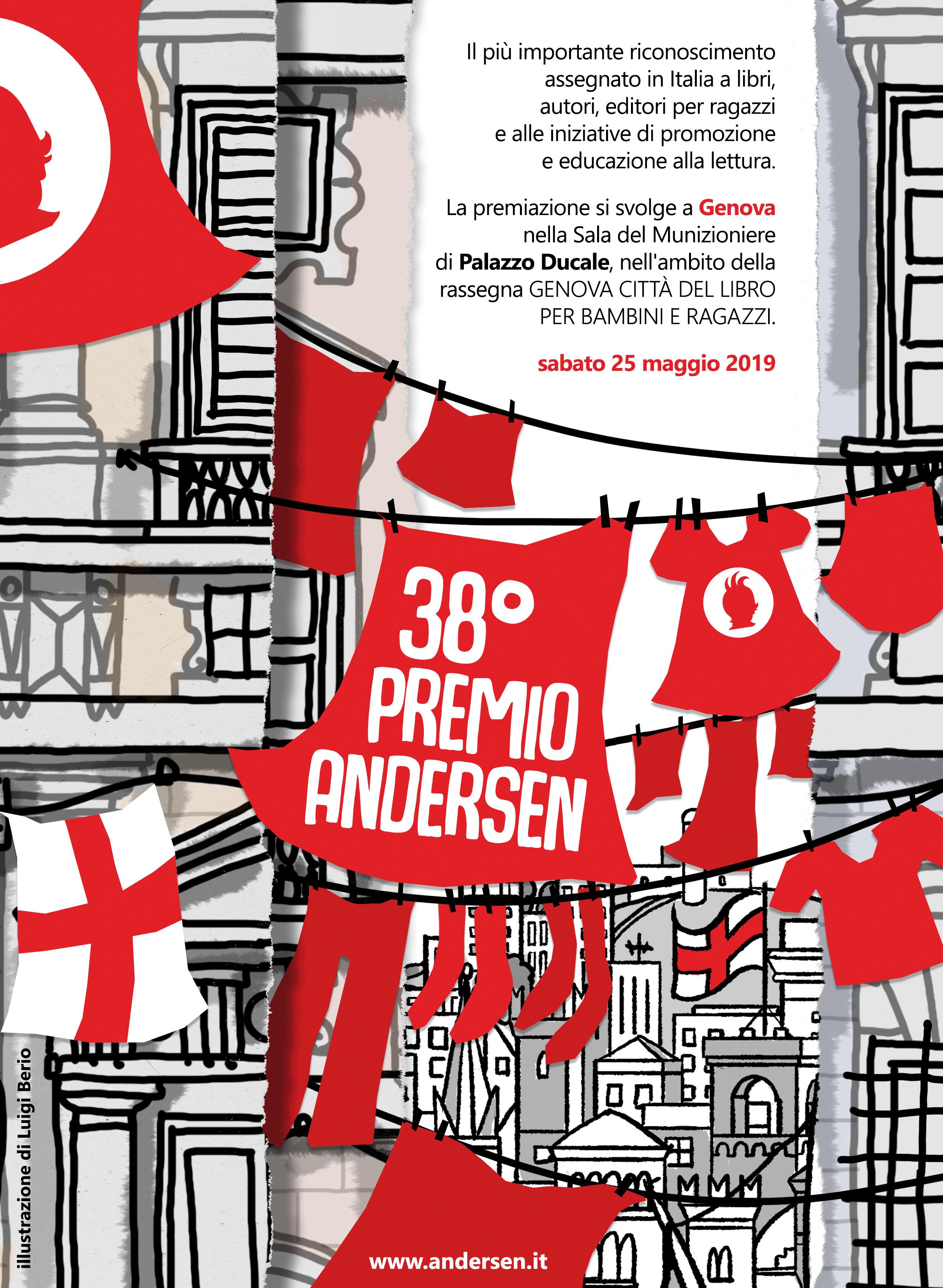 premio andersen 2019 luigi berio