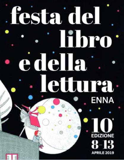 festa libro lettura enna 2019