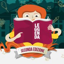 Leggenda 2019, festival della lettura e dell'ascolto
