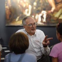 Cosa chiedere ai quadri per inventare storie?