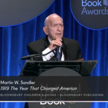 Il vincitore del National Book Award for Young People
