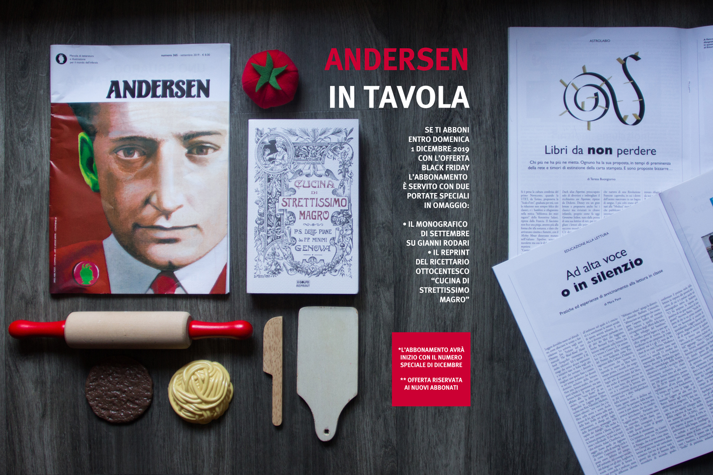 rivista andersen
