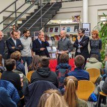 Into the books: un progetto della biblioteca civica di Bra