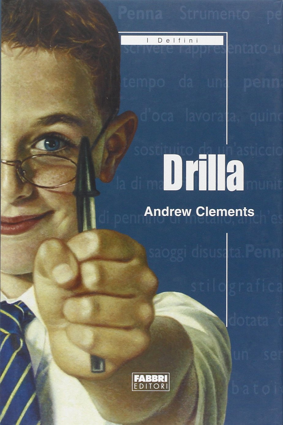 andrew clements drilla