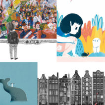 Mostra illustratori 2020: gli artisti selezionati