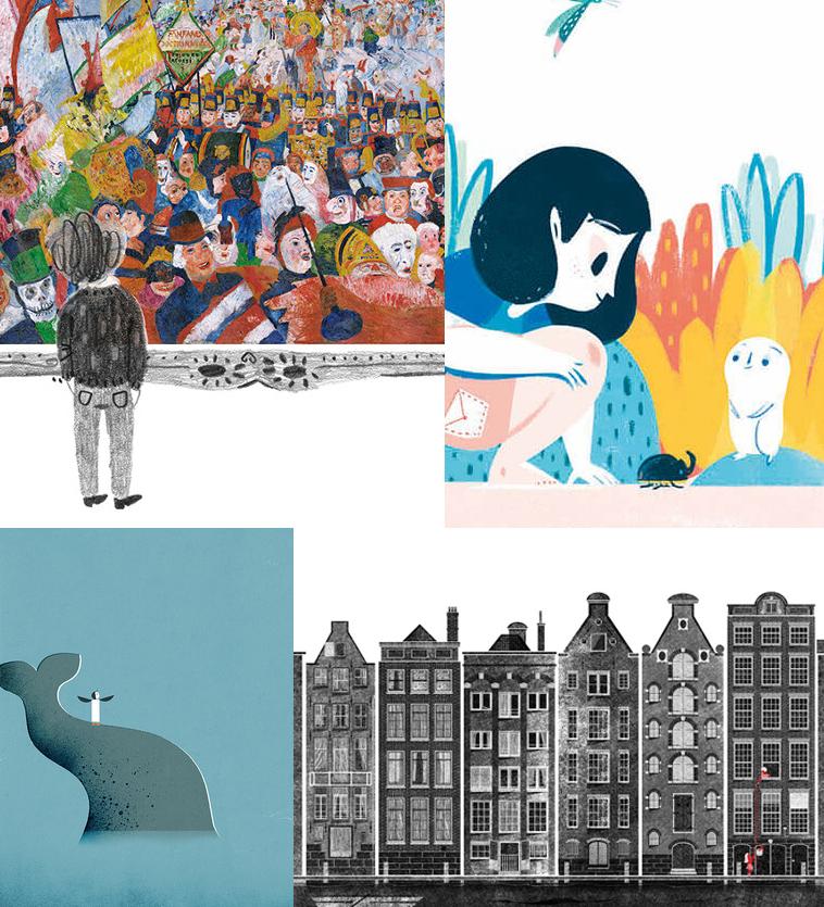 mostra illustratori 2020 bologna children's bookfair