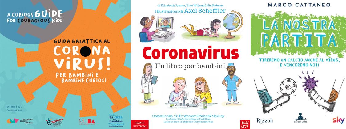 come spiegare il coronavirus