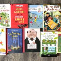 10 libri di narrativa per ragazzi… sul cibo