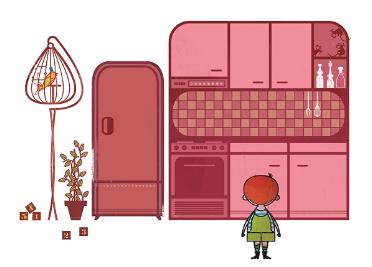 albi illustrati cibo