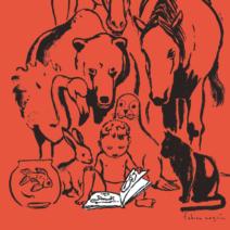 La cura dei libri: un regalo di Fabian Negrin