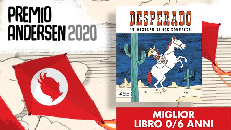 premio andersen 2020 desperado 0-6