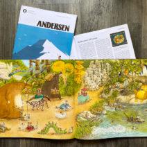 Le recensioni di Andersen: quattro passi nell'immaginazione