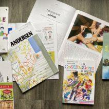 Le recensioni di Andersen: otto libri per le ore di Educazione Civica