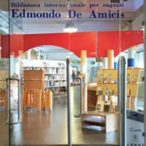 Contro la riduzione degli spazi della Biblioteca De Amicis