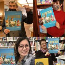 I consigli dei librai per ragazzi #ilmiolibropernatale2020