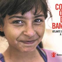 Con gli occhi delle bambine: Atlante dell'infanzia a rischio di Save The Children 2020
