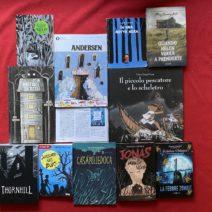 Le recensioni di Andersen: dodici libri di paura