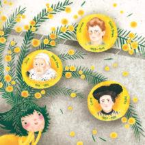 Cinque libri per l'8 marzo