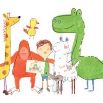 Pablo, un cartone animato per l'autismo