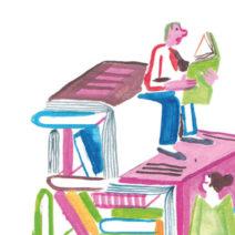 Una biblioteca in ogni scuola: edizione 2021