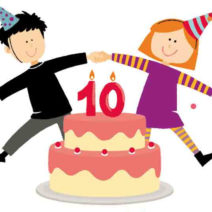 Diecimillanta: dieci anni di Crescere Leggendo