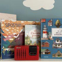 Luglio: i libri di Radio Kids