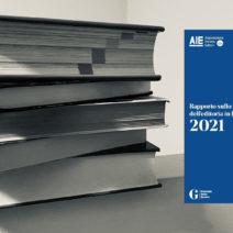 Nuovo rapporto AIE sullo stato dell'editoria in Italia 2021